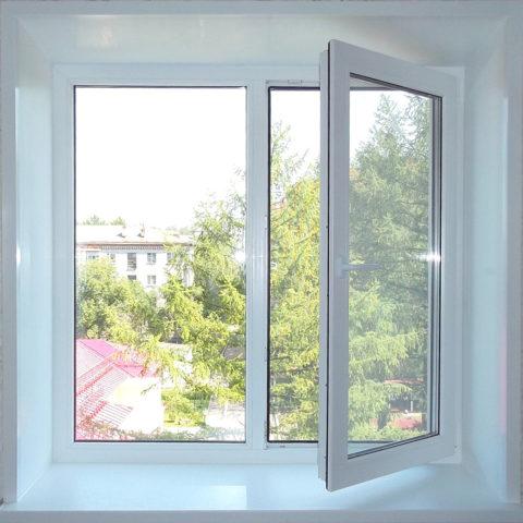 Картинка окна эконом класса